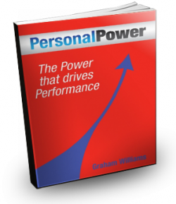 Personal Power Ebook.