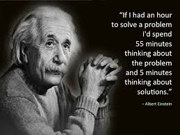 Einstein 1 hour to change the world