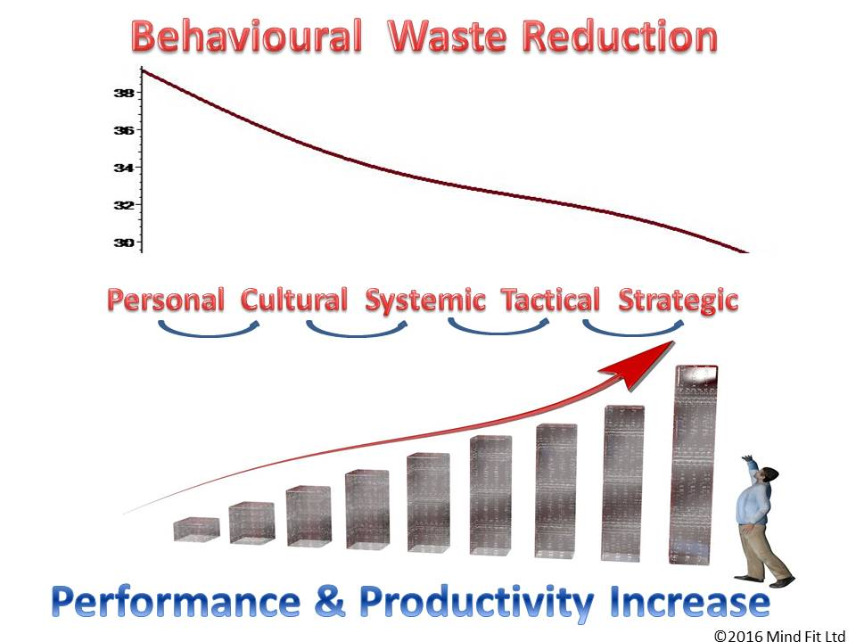Behavioural Waste Reduction to Performance Improvement